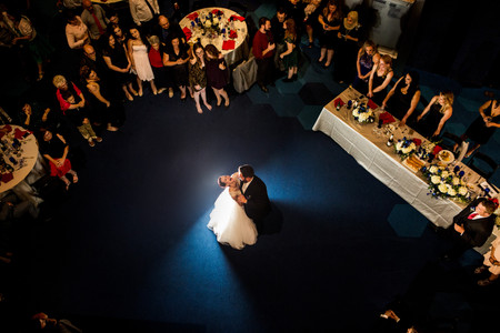 First Dance for The VIParolaz by Blurred Line Photography