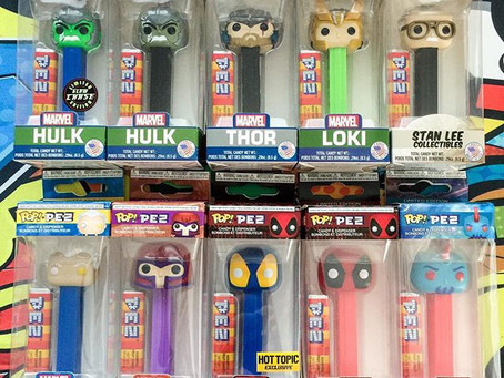 Funko & Pez: When Collectibles Collide