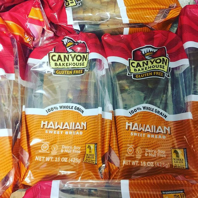 Canyon Bakehouse Hawaiian Loaf Order