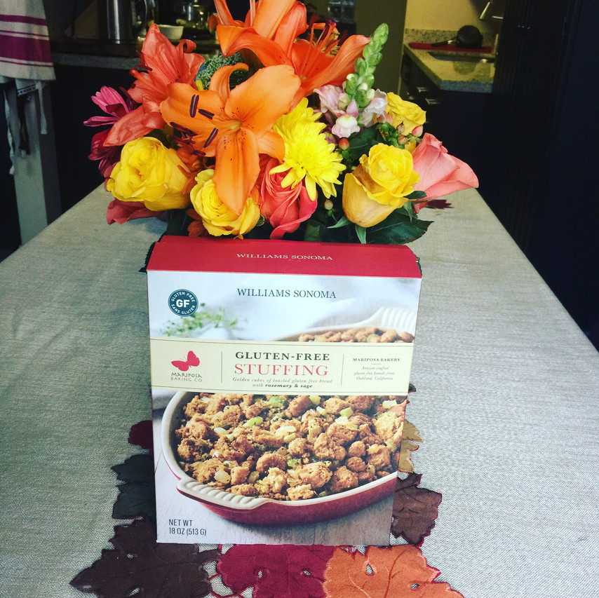 Gluten Free Stuffing From William Sonoma