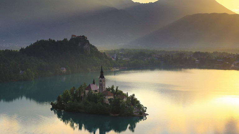 SLOVENIA, THE BORDER COUNTRY: 6-13 May 2021