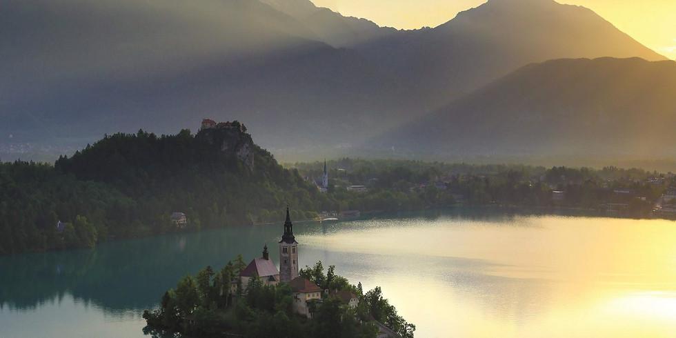 SLOVENIA, THE BORDER COUNTRY: 15-22 September 2021