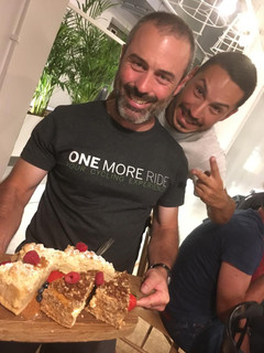 Davide & Christian (and some sweets..)