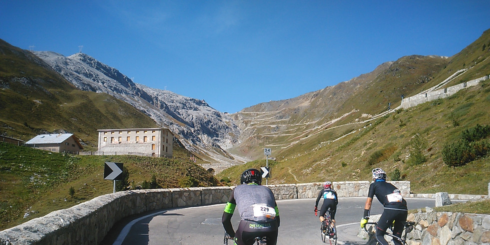 ALPS TRAINING, BORMIO AND LIVIGNO: 17 - 24 June 2020