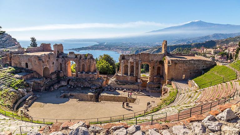 SICILY, THE ANCIENT ISLAND: 16-23 May 2021