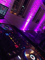 Pioneer DJ og Snow Pro Lighting