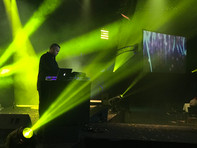 DJ Marius på The Qube
