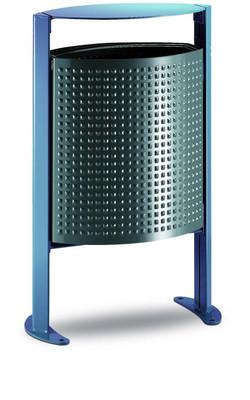 Sineu-Graff-Diamond-Point-Elliptical-Steel-and-Stainless-Steel-Litter-Bin-1709