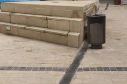 Sineu-Graff-City-Confort-Round-Litter-Bin-10415