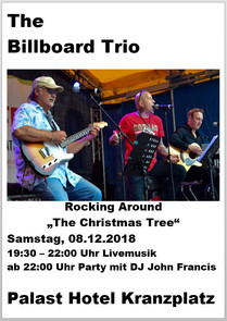 2018-12-08 Plakat Billboard Trio Palast.