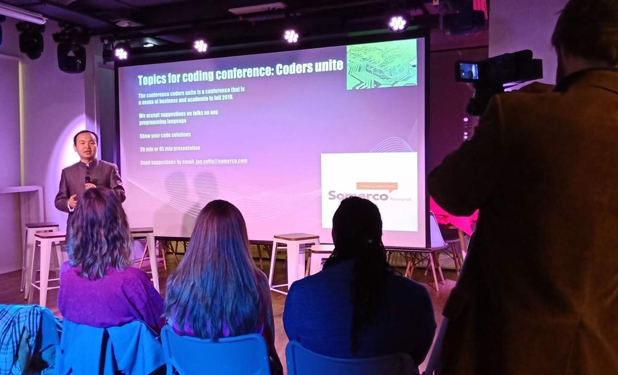 2019 China-UK Hi! Tech Festival - Tech for All at London Tech Week