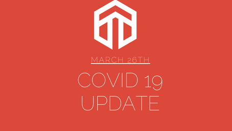 TH3 CPA: COVID-19 Update- March 26th