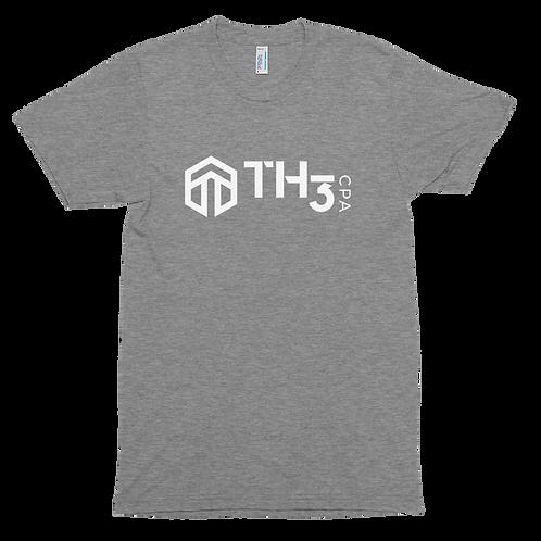 TH3 Classic Tri-Blend Unisex T Shirt
