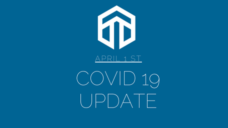 TH3 CPA: COVID-19 Update - April 1