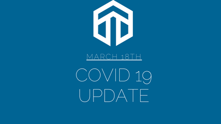 TH3 CPA: Covid-19 Update- March 18th