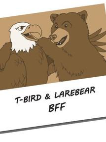 Tbird & Larebear