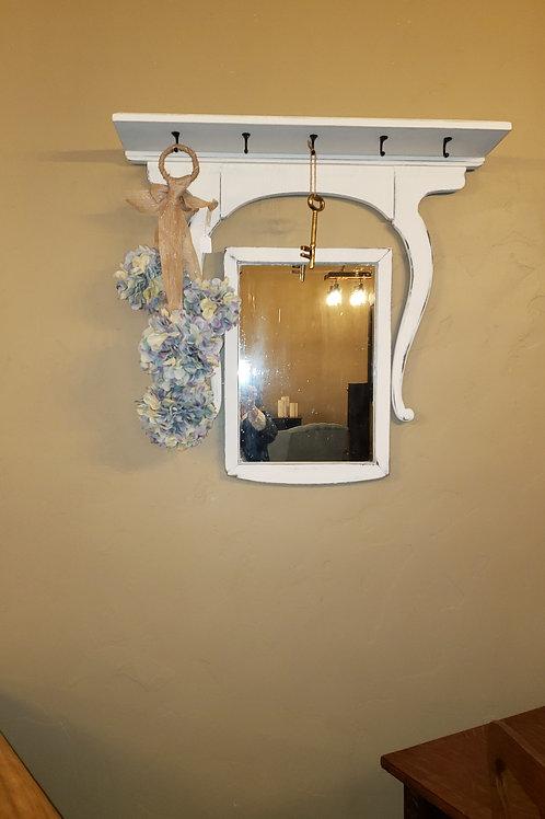 Entry Mirror/Shelf (A-123)