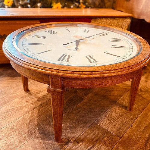 Seth Thomas Coffee Table Clock (m101)