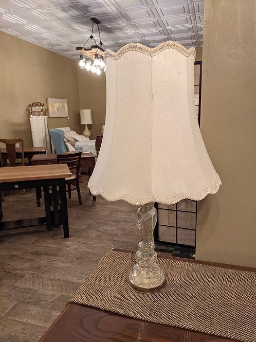 Antique Lamp Glass (A-101)