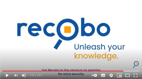 RECOBO, AI enterprise search for industry
