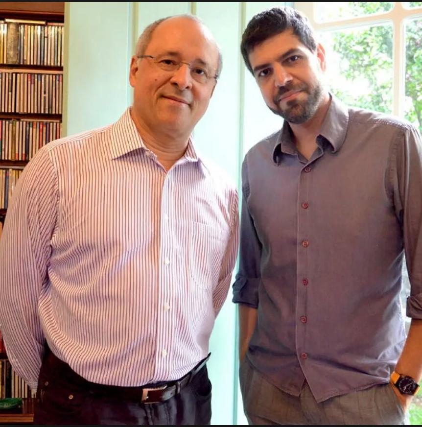 André Mehmari e Antonio Meneses