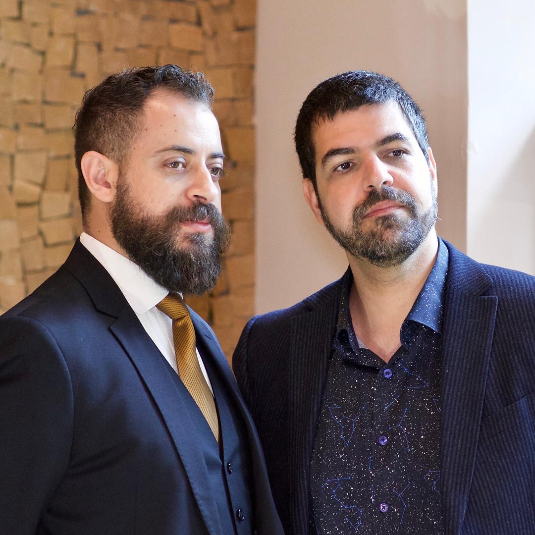 André Mehmari e Danilo Brito Duo