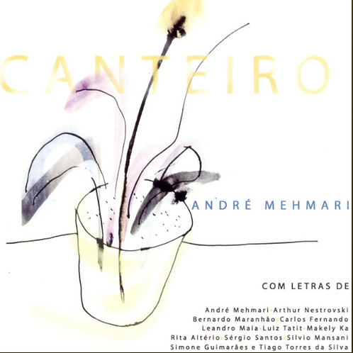 Canteiro - (CD1) 1 - À Beira da Canção