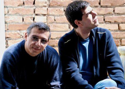 Mehmari Mirabassi Duo