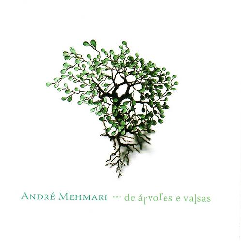 CD De Árvores e Valsas - André Mehmari