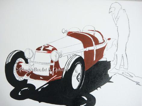 Pre War Classic Car