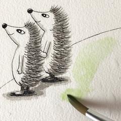 Hedgehog commission