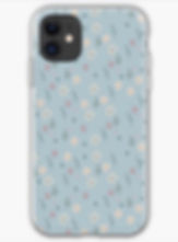 Field of Flowers Print, Phone Cover