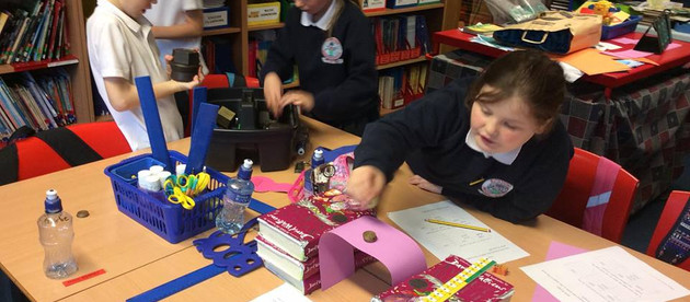 Building 'Bridges' with Primary 5