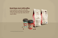 coffee wix page