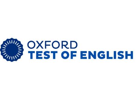 Obrim els terminis d'inscripció per a noves convocatòries de l'Oxford Test of English