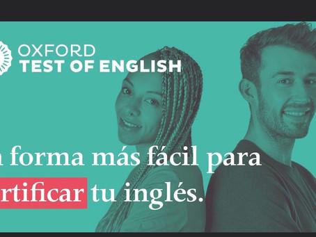 Accés en obert als Practice Tests of English d'Oxford