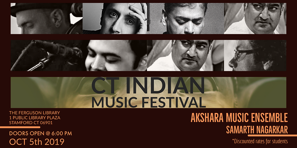 CT Indian Music Festival