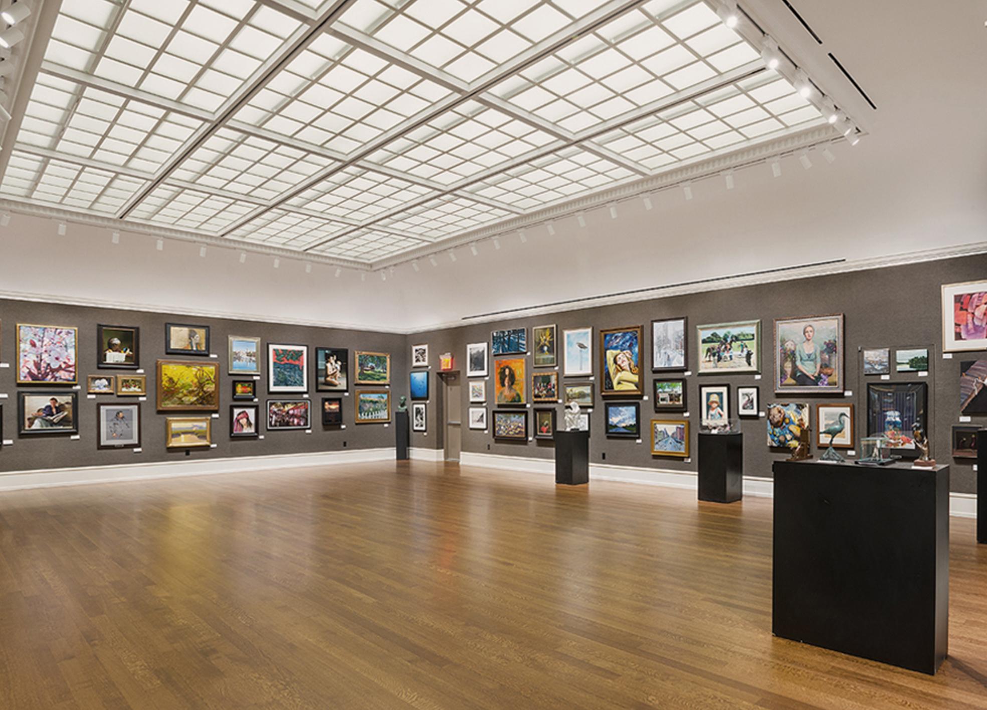 Galería de Artistas Salmagundi