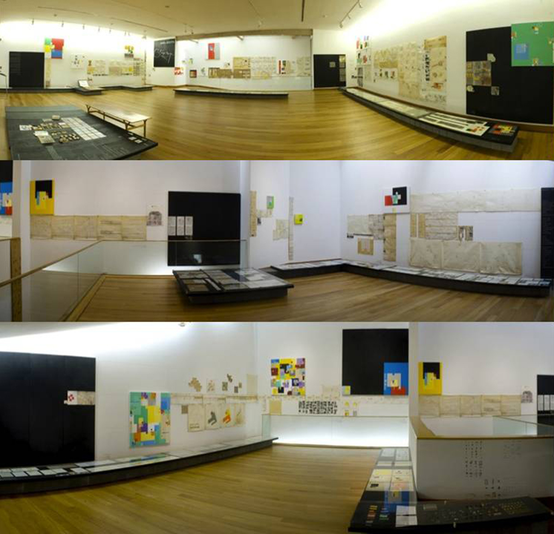 "Exposición ""Obra Abierta"" GJF"