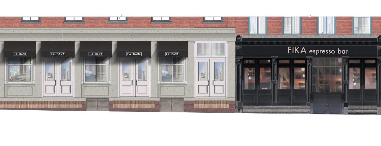 Restauración fachadas 66 Pearl St NY