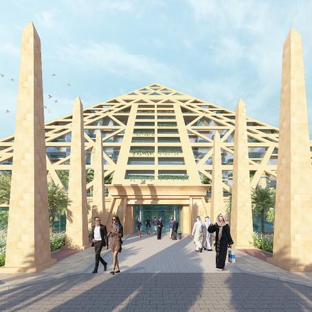 Vivere in una Piramide a Dubai (comprare casa in una Piramide)