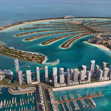 Immobiliare a Dubai si impenna a fine 2020  (Real Estate Booming)