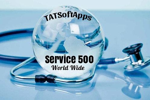 Service - Random Selection Service Pool of 251-500
