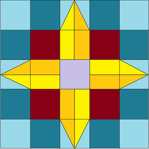 Grandmother's Cross