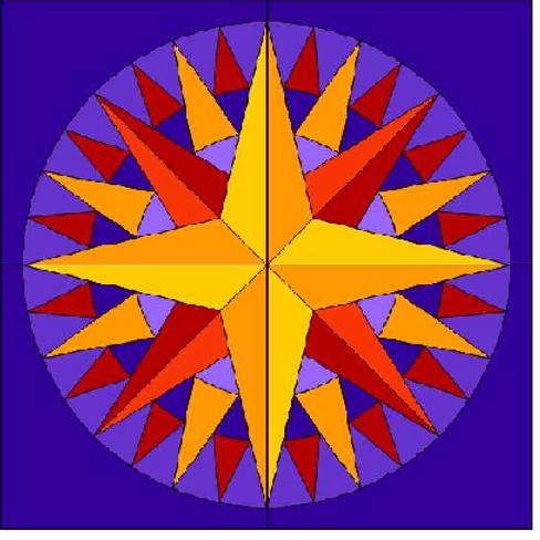 Mariner's Compass II