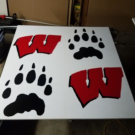 Badger Paws