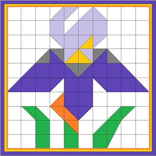 Iris Block