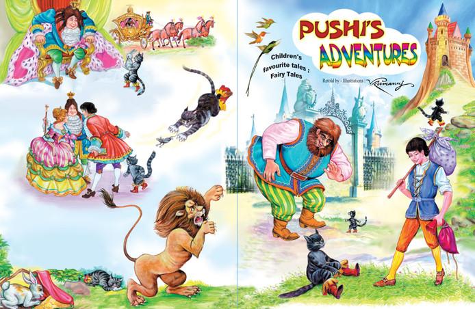 Pushi's Adventure