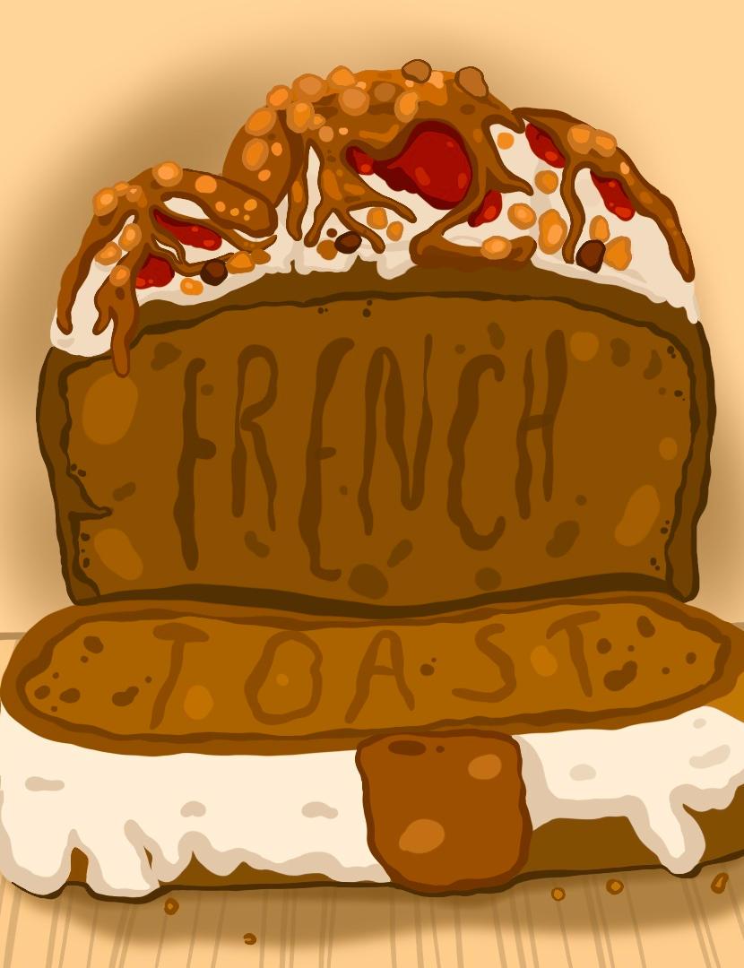 PBBJ French Toast