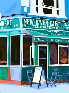 New River Cafe - My locals